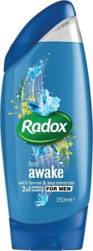 Radox sprchový gel Feel Awake FM 500 ml