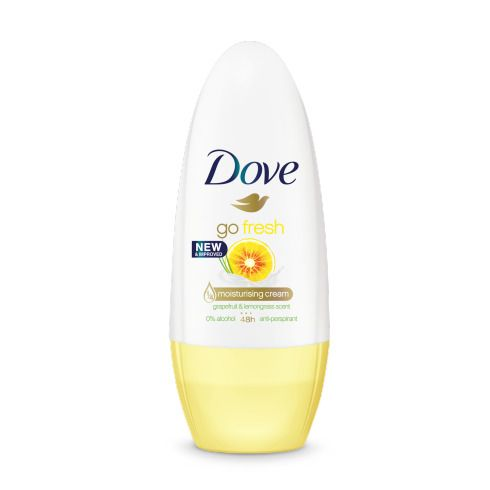 Dove deo roll-on GO FRESH Grapefruit & lemongrass 50ml
