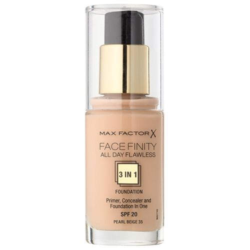 Max Factor Facefinity 3in1 Foundation 30ml - 35 Pearl Beige