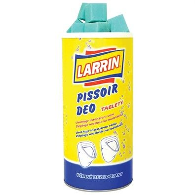 Larrin Pissoir Deo Borovice tablety do pisoáru 900 g