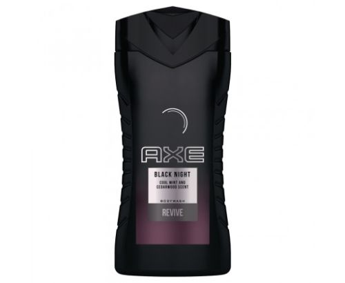 Axe sprchový gel Black Night 250ml