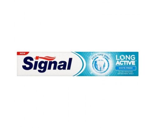 Signal zubní pasta Long Active White Fresh 75ml