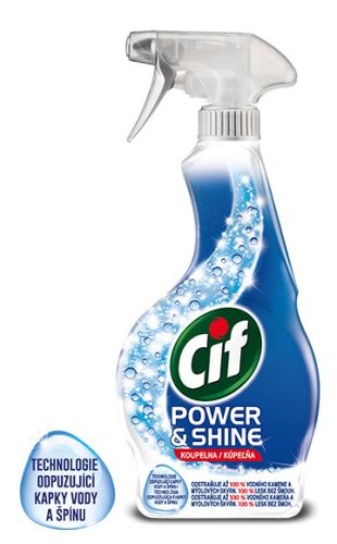 Cif Power&Shine Koupelna 500ml