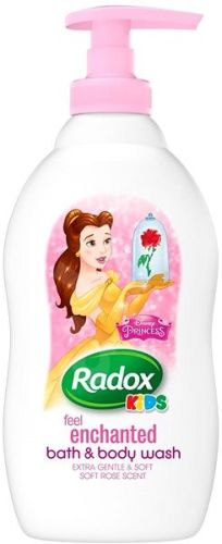 Radox sprchový gel a pěna Kids Princess 400 ml