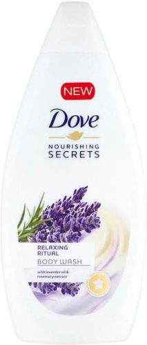 Dove sprchový gel Relaxing 750ml