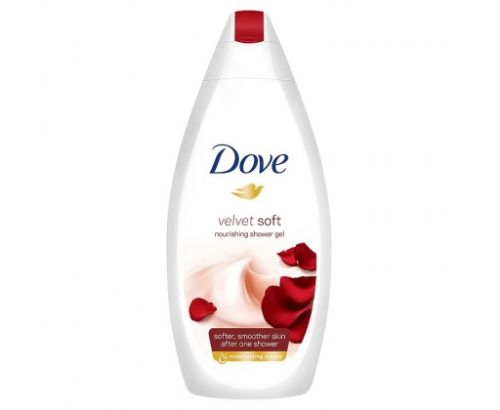 Dove sprchový gel Velvet Touch 500 ml