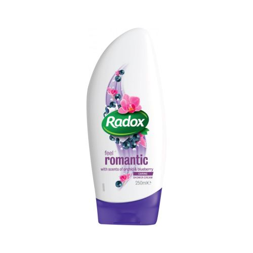 Radox sprchový gel Feel Romantic FW 250 ml