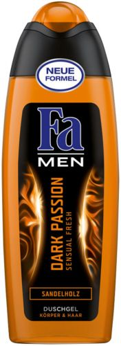 Fa sprchový gel MEN Dark Passion 250ml