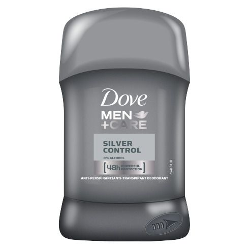 Dove Men+Care deo stick Silver Control 50ml