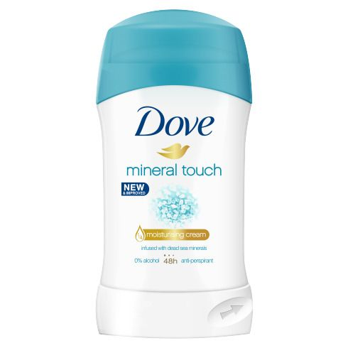 Dove deo stick Mineral Touch 40ml