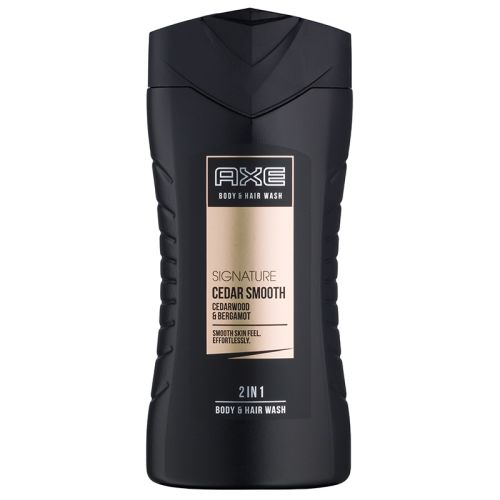 Axe sprchový gel Signature Cedar Smooth 250ml