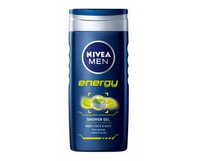 Nivea men sprchový gel Energy 250 ml